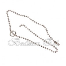Bead Chain for ID Tags
