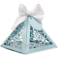 Sizzix Triangle Gift Box Dies 4 Pieces