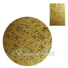 Gold Carstock Paper NO 11