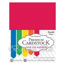 Over the Rainbow Cardstock 175 gm - A4