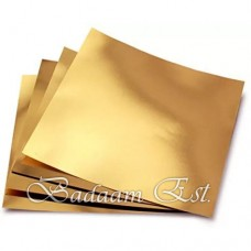 Mirror Cardstock 12 inch - Gold