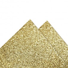 Glitter Cardstock 12 inch - Gold