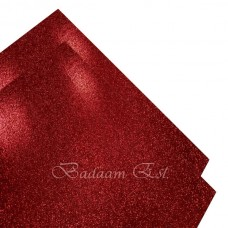Glitter Cardstock 12 inch - Red
