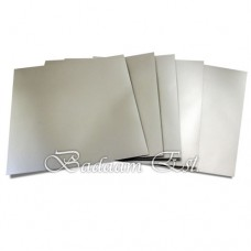 Silver Metallic Cardstock 12 inch