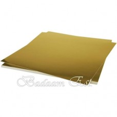 Matte Cardstock 12 inch - Gold