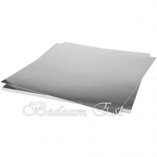 Matte Cardstock 12 inch - Silver