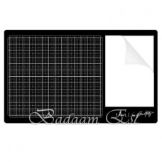 Glass Media Mat