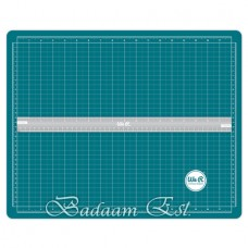 Magnetic Mat &  Magnetic Ruler 16in X 20in