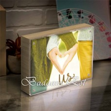 Photo Light Acrylic Frame 5×7 inch – Light