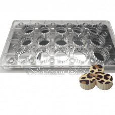 Magnetic Chocolate Mould - CIRCLE