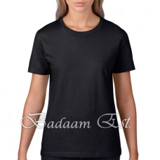 Premium Cotton Ladies Black