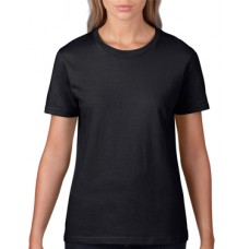 Women's Lightweight Tee Black