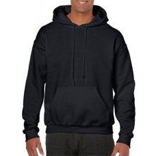 Adult Hooded Sweatshirt Black