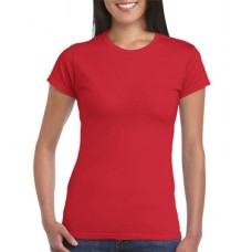 Soft Style Ladies Red