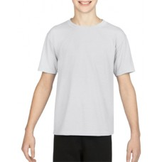 Performance Youth T-Shirt White