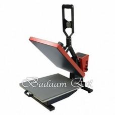 Slide-out Heat Press Bed 38X38 cm