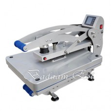 Auto-open Heat Press Machine Slide-out Base 40X50 cm