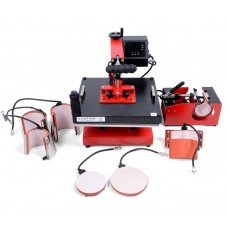 DCH Combo heat press