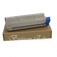White toner for OKI C612