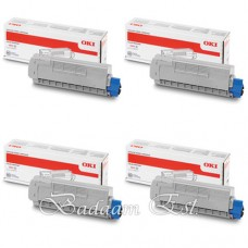 Cartridges for OKI C612 - Original