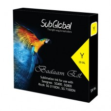 SubGlobal Ink Yellow