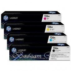 Cartridges for HP LaserJet Pro CP1025