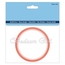 Super Sticky Red Tape 3 mm