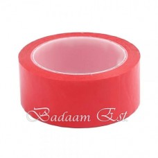 Red Double Sided Tape 5cm