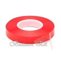 Red Double Sided Tape 2cm