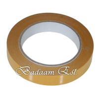 Yellow Double Sided Tape 2cm