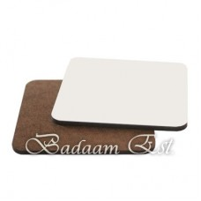 Square MDF Sublimation Drink Coasters