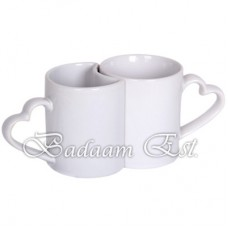 White couple Mugs