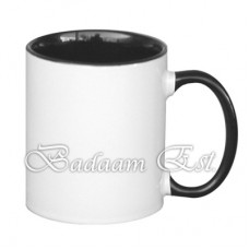 Sublimation Inner Black Mug
