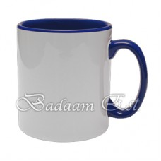 Sublimation Inner Dark Blue Mug