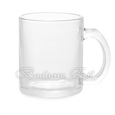 Clear Glass Mug