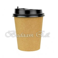 Brown Coffee paper cup 9 oz