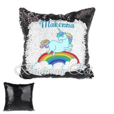 Magic Pillow 40X40 cm - Black