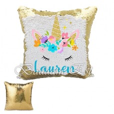 Magic Pillow 40X40 cm - Gold