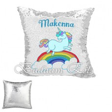 Magic Pillow 40X40 cm - Silver
