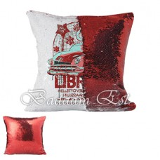 Magic Pillow 40X40 cm - Red