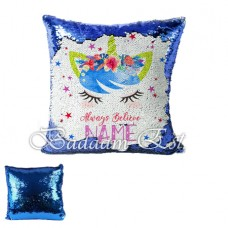 Magic Pillow 40X40 cm - Blue