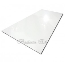 White Sublimation aluminum 60x30 cm