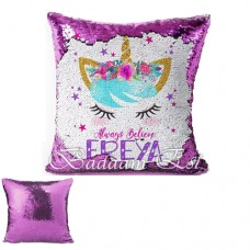 Magic Pillow 40X40 cm - Purple