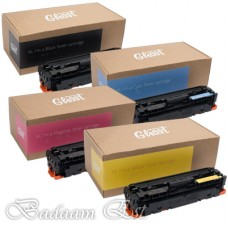 Colors cartridges for hp Pro 200