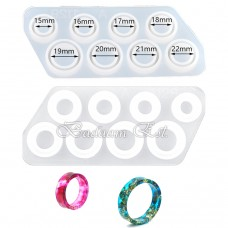 Silicon flat rings Model 1129