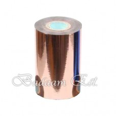 Rose Gold Foil 25mm*100m