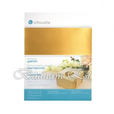 Sticker Paper - Gold Foil