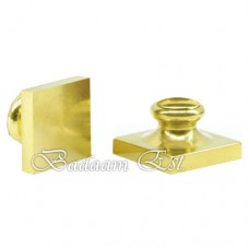 Base wax stamp 3 cm - Square