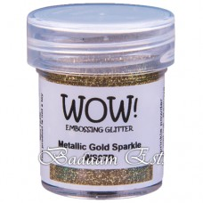 Metallic Gold Sparkle 15 ml